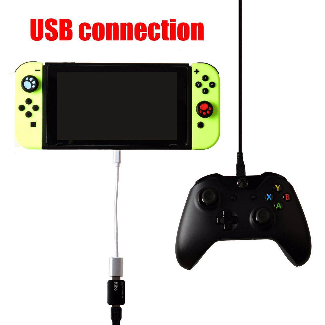 Mcbazel PS4 PS3 Xbox One 360 Gaming Controller Converter
