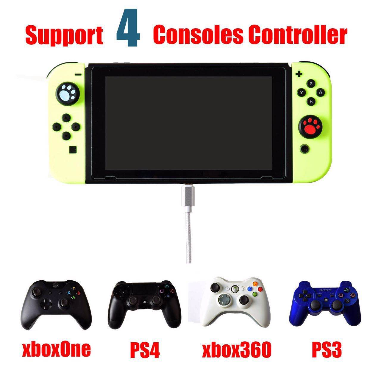 ps4 controller to xbox one adapter