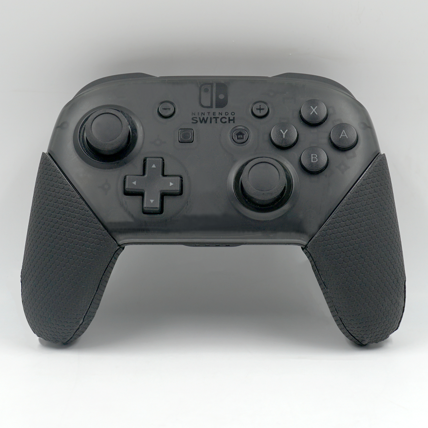 Anti Skid Textured Rubber Grips For Nintendo Switch Pro