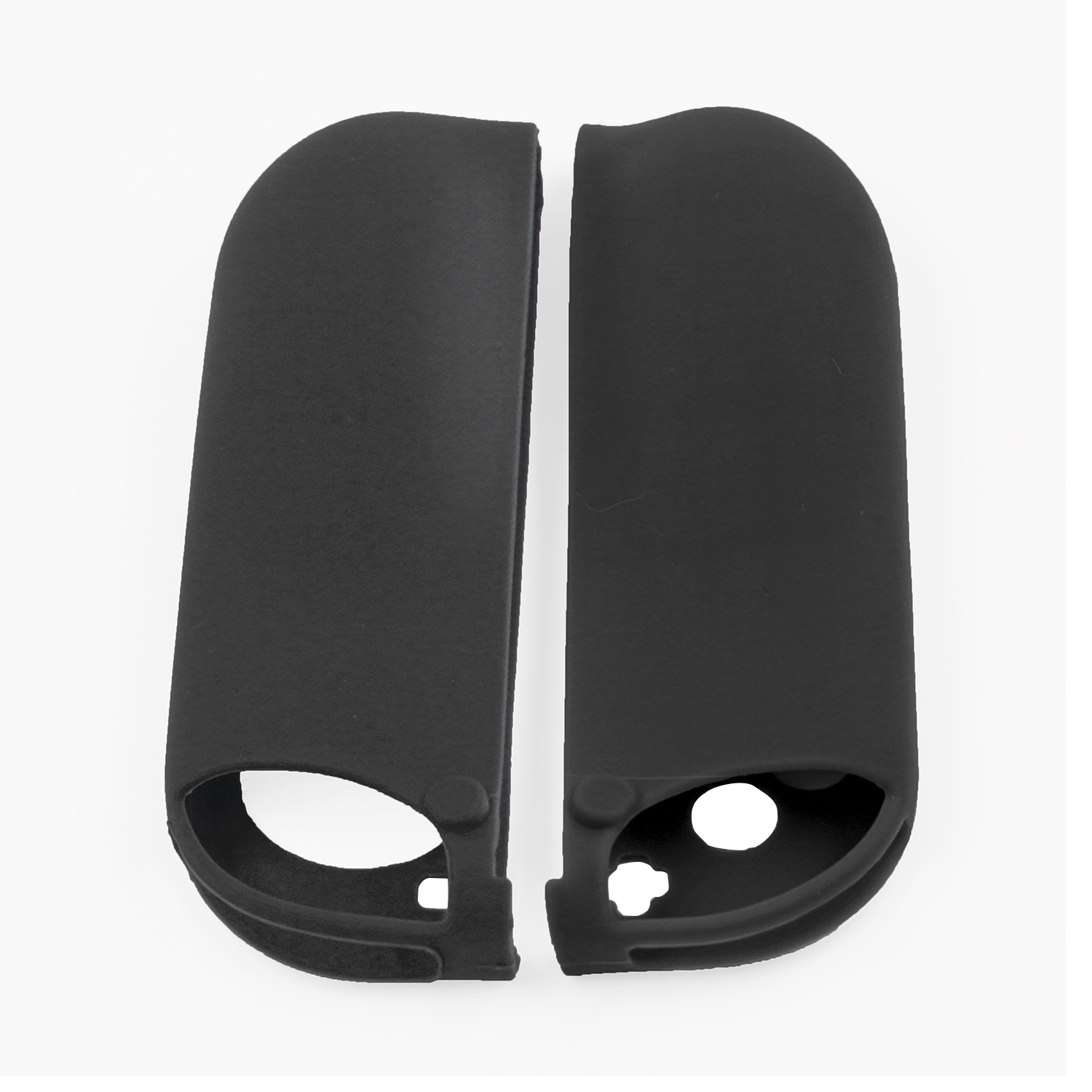 Black Silicone Case With 3 Set Thumb Stick Caps For
